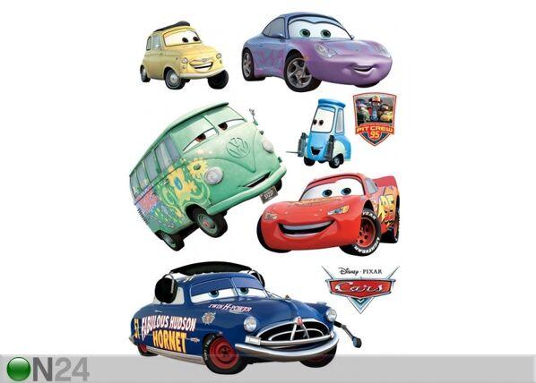 AG Design Seinätarra DISNEY CARS 1, 65x85 cm