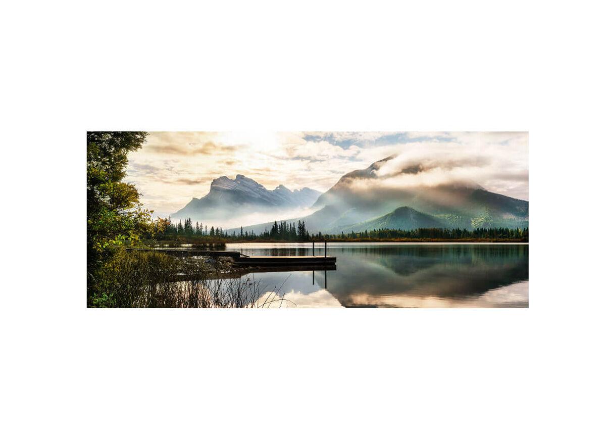 STY Taulu Canvas Lake 60x150 cm