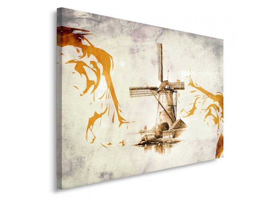 Seinätaulu Windmill 70x100 cm