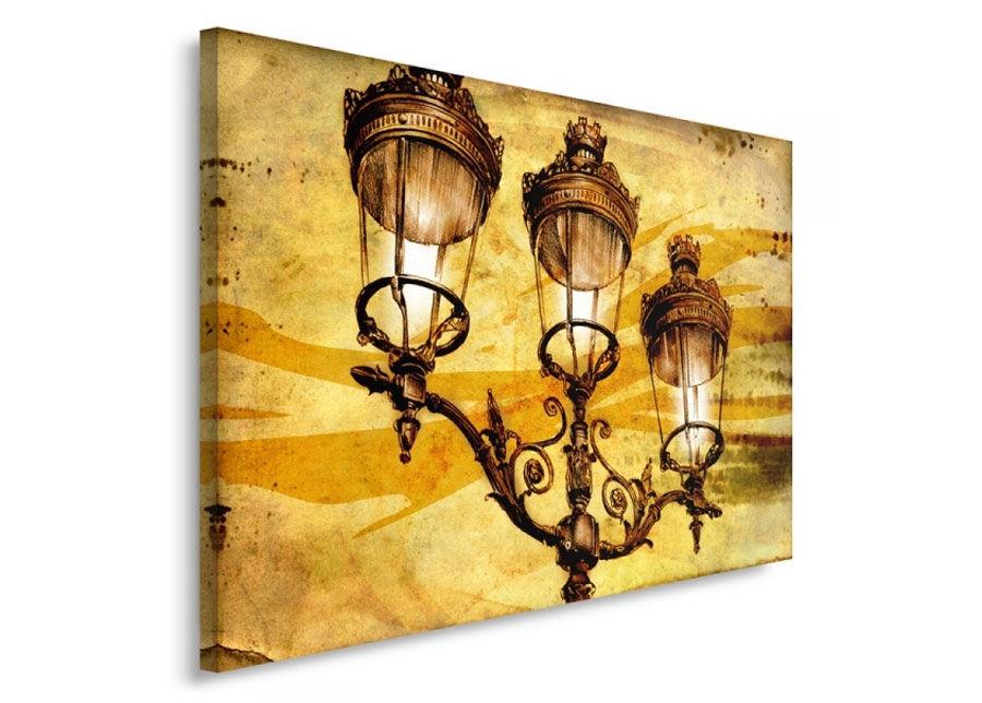 Seinätaulu Lantern 70x100 cm