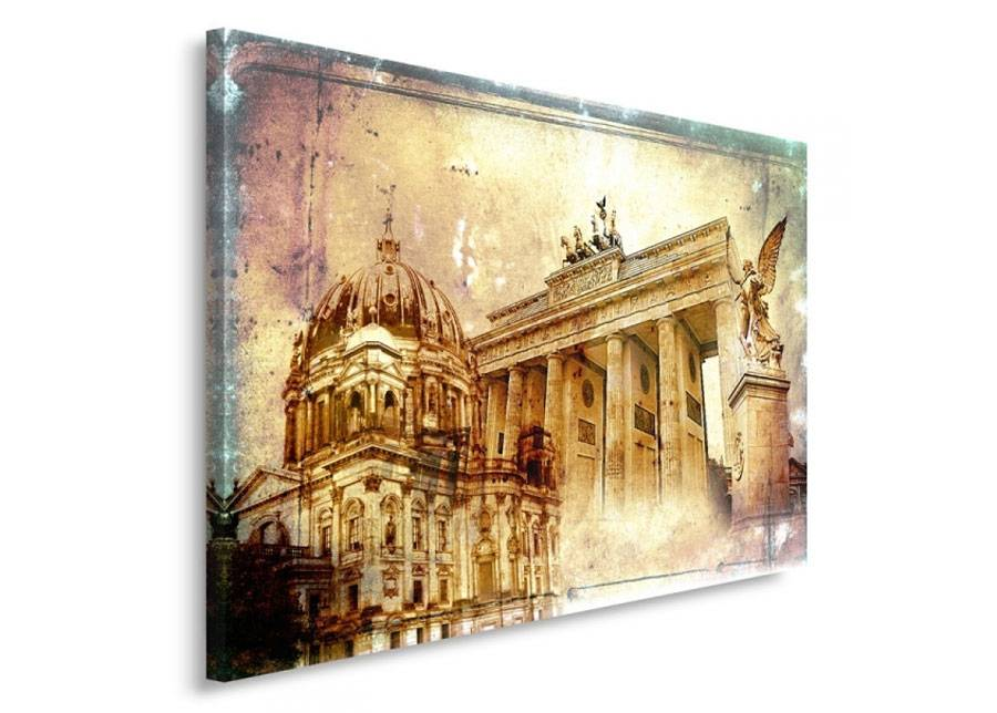 Seinätaulu Berlin 70x100 cm