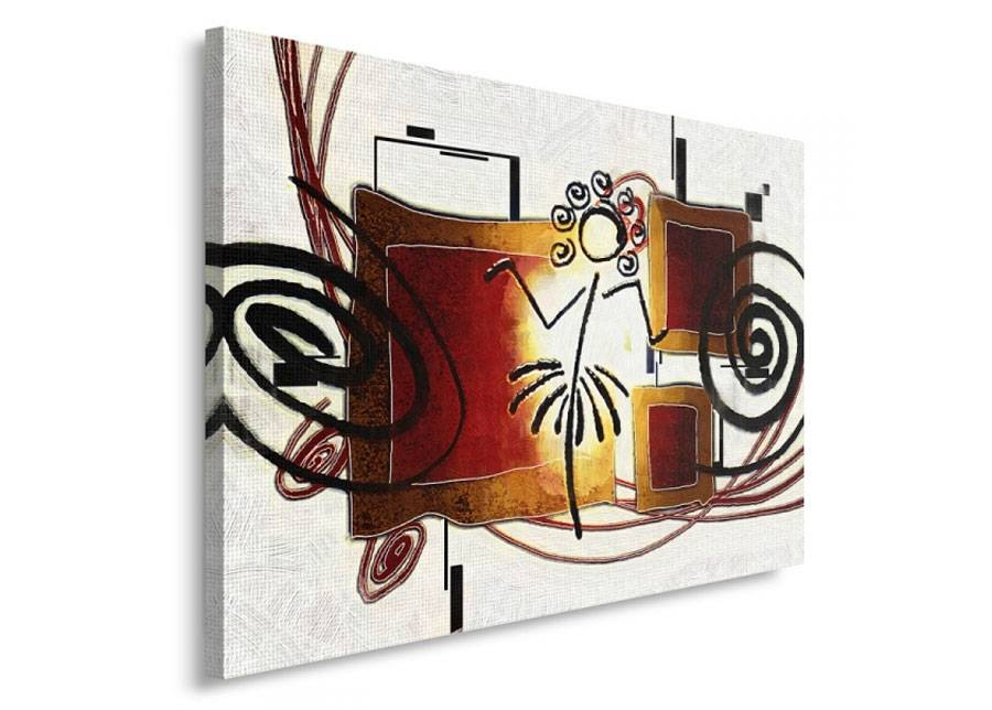 Image of Seinätaulu Dance 80x120 cm
