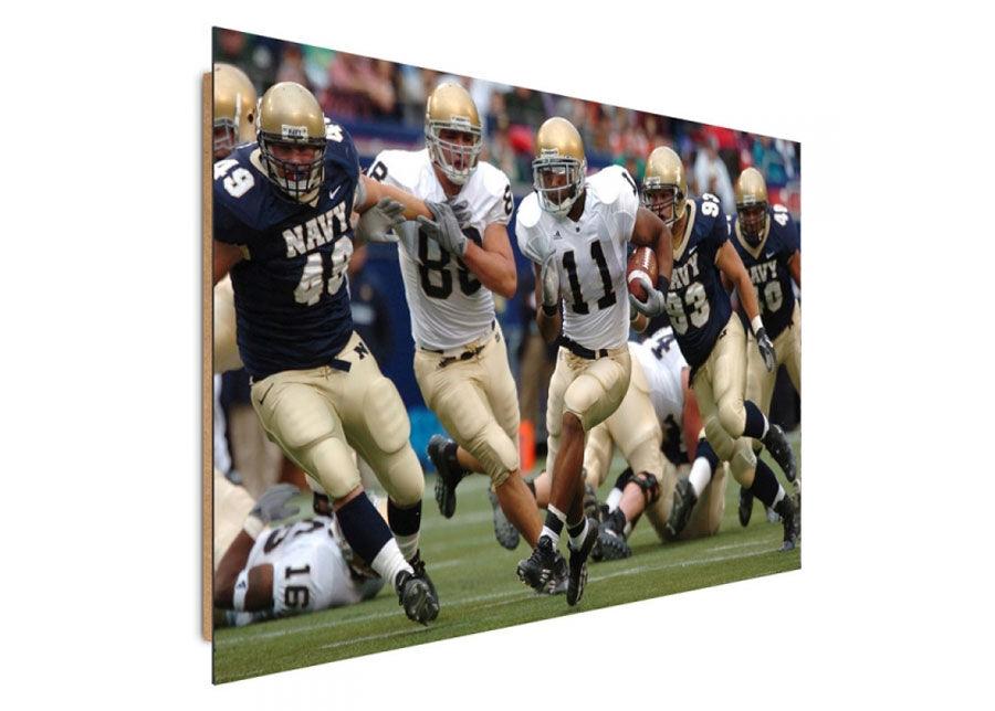 Seinätaulu American Football 70x100 cm