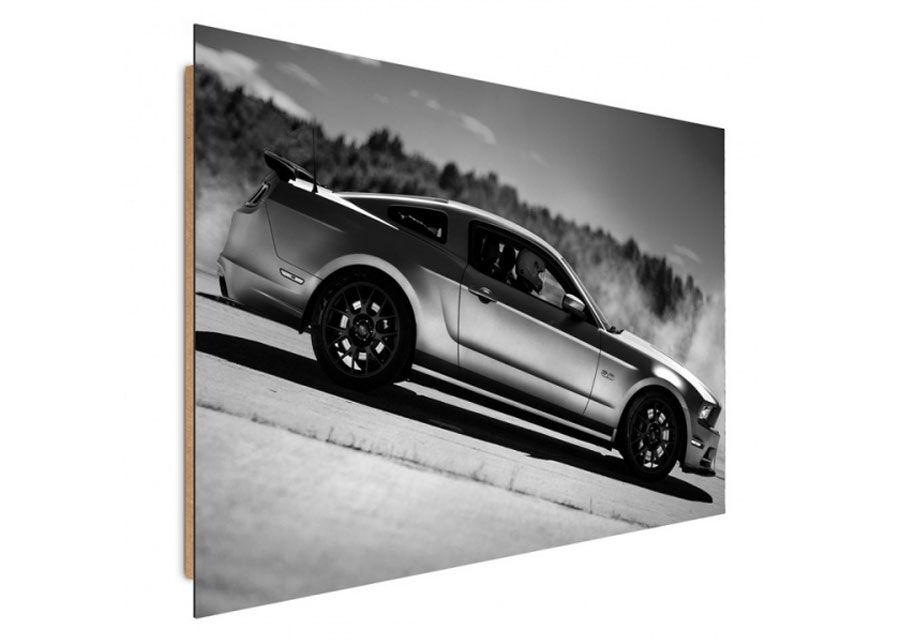 Image of Seinätaulu Sports car 4 80x120 cmm