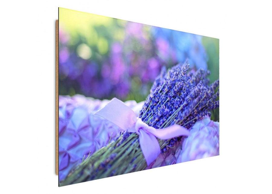 SeinSeinätaulu A bunch of lavender 70x100 cm