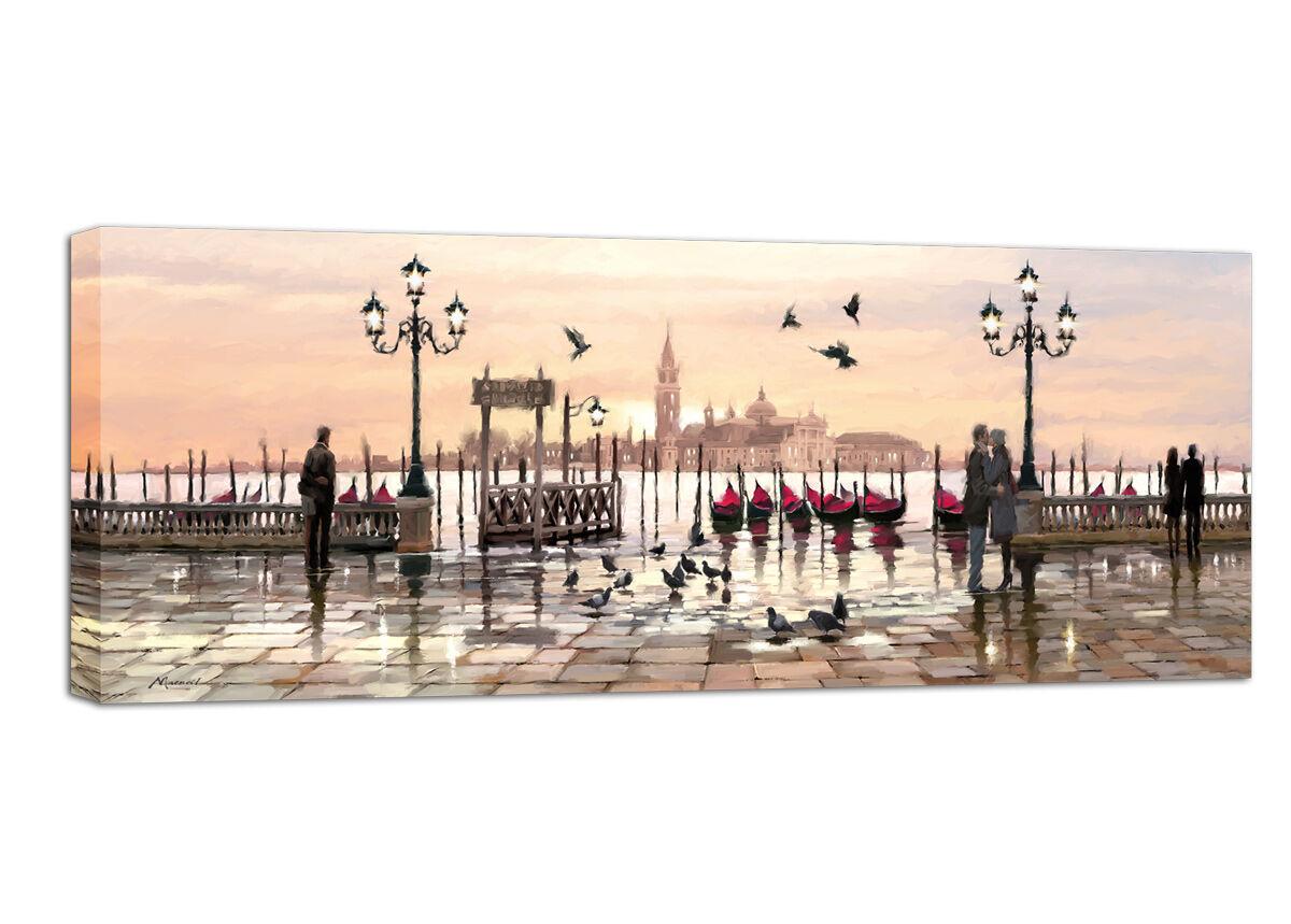 STY Taulu Red Boats 60x150 cm