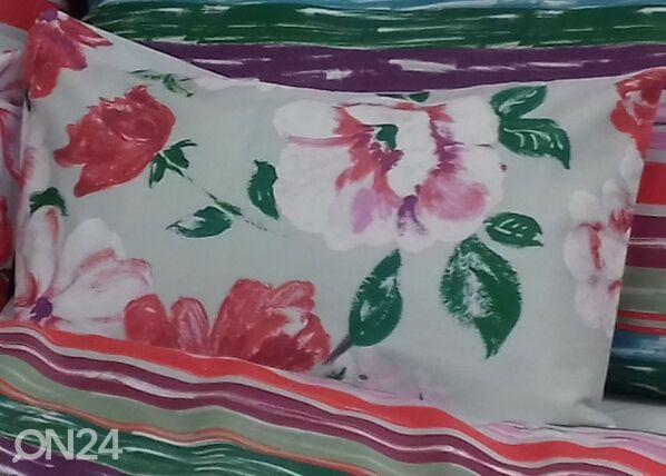 KREENHOLM Tyynyliina LUISA FLOWERS 60x80 cm