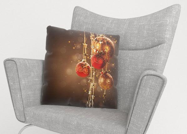 Image of Wellmira Koristetyynyliina CHRISTMAS SHINE 45x45 cm