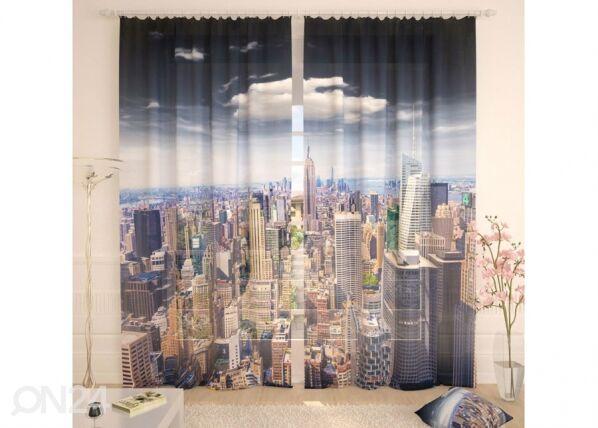 AT-Kodutekstiil Tylliverhot NEW YORK 290x260 cm