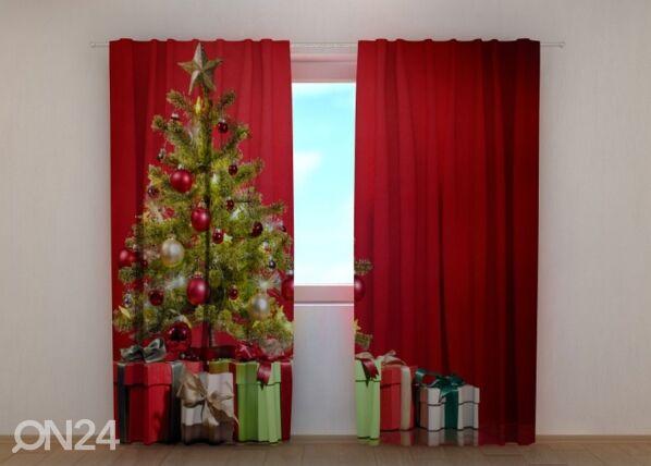 Image of Wellmira Pimennysverho Christmas Surprise 240x220 cm