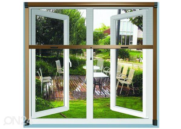 Hyönteissuoja-rullaverho ikkunaan 120x170 cm