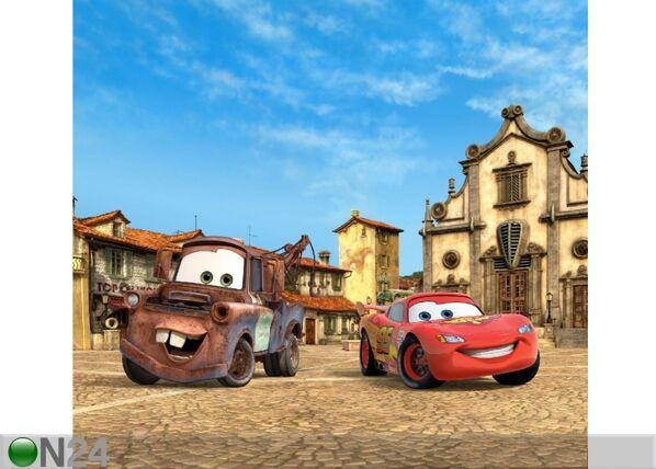 AG Design Verho DISNEY CARS 2 280x245 cm