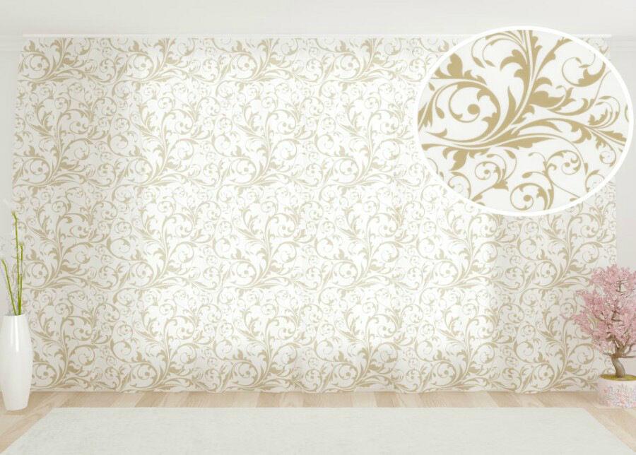 AT-Kodutekstiil Tylliverho Florents 260x350 cm