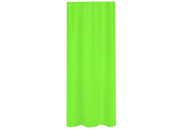 Spirella suihkuverho Primo kiwi tekstiili