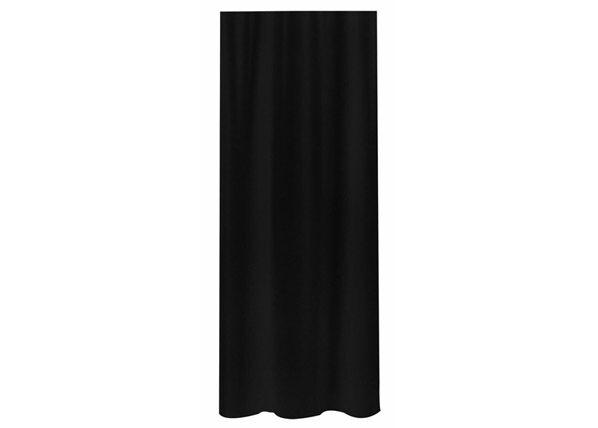 SPIRELLA Suihkuverho SPIRELLA PRIMO musta tekstiili