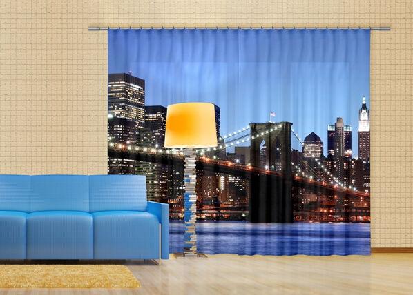 AG Design Fotoverho BROOKLYN 280x245 cm