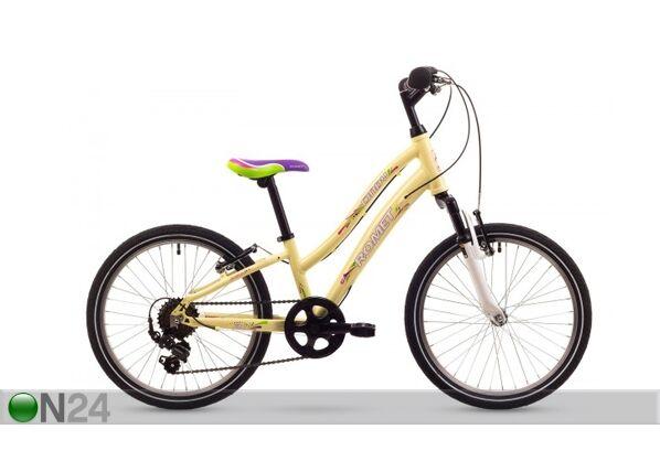 "Romet Lasten polkupyörä ROMET CINDY 20"""
