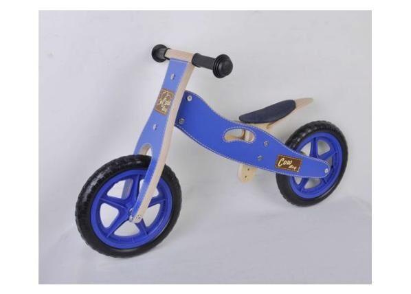 Volare Puinen lasten potkupyörä 12 tuumaa jeans Yipeeh