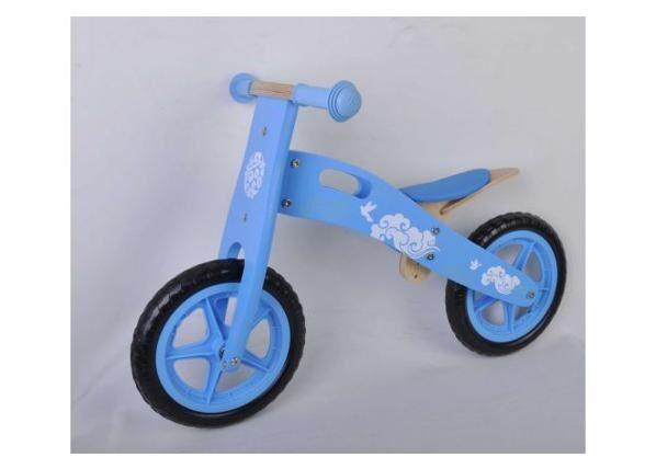 Volare Puinen lasten potkupyörä 12 tuumaa sininen Yipeeh