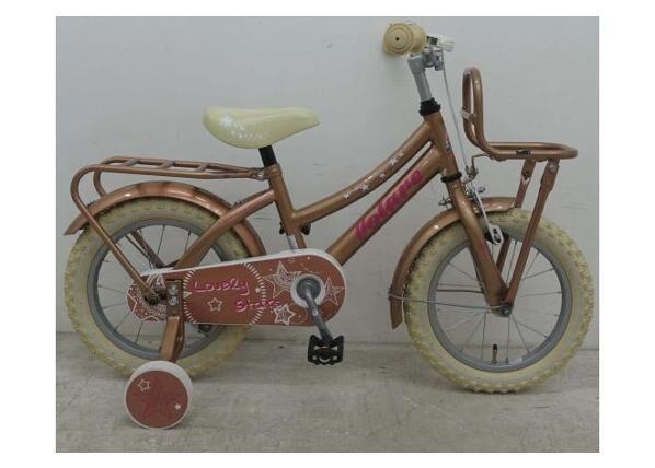 Volare Pikkulasten polkupyörä Lovely Stars 14 tuumaa Volare
