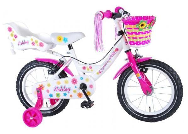Volare Pikkulasten polkupyörä Volare Ashley 14 tuumaa