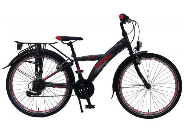 Volare Lasten polkupyörä Thombike 21 vaihdetta 24 tuumaa