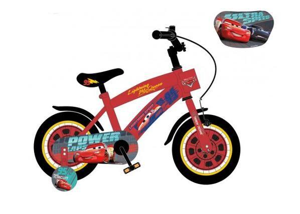 Disney Lasten polkupyörä Disney Cars 3 14 tuumaa