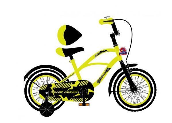 Volare Lasten polkupyörä Cruiser 12 tuumaa Volare