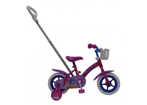 Shimmer & Shine Pikkulasten polkupyörä Shimmer & Shine 10 tuumaa