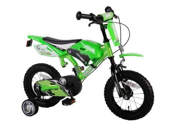 Volare Lasten polkupyörä Motorbike 12 tuumaa Volare