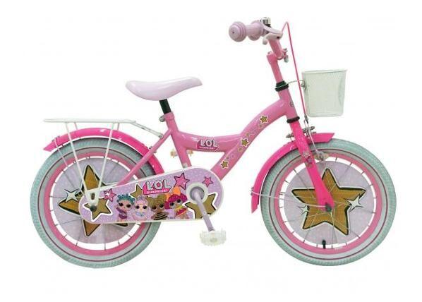 LOL Surprise Lasten polkupyörä LOL Surprise 18 tuumaa