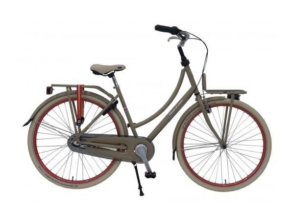 Salutoni Naisten kaupunkipolkupyörä SALUTONI Excellent 28 tuumaa 50 cm 2