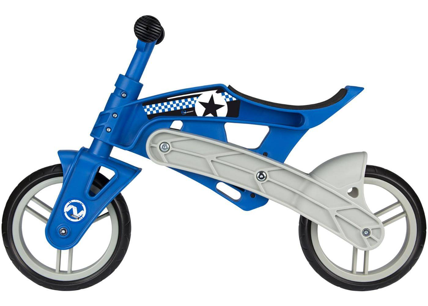 Nijdam Lasten potkupyörä N-Rider Nijdam säädettävä