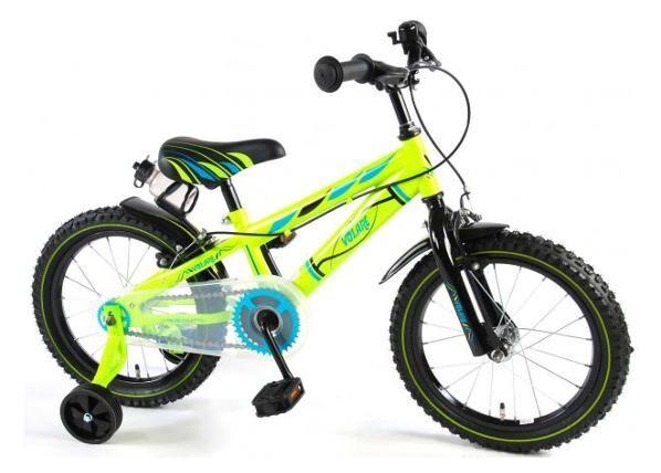 Volare Lasten polkupyörä Electric Green 16 Volare