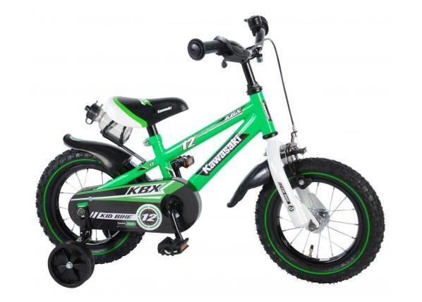 "Kawasaki Lasten polkupyörä Kawasaki 12"""