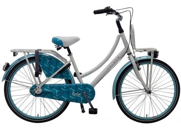 "Volare Lasten polkupyörä 24"" Dolce Shimano Nexus 3"