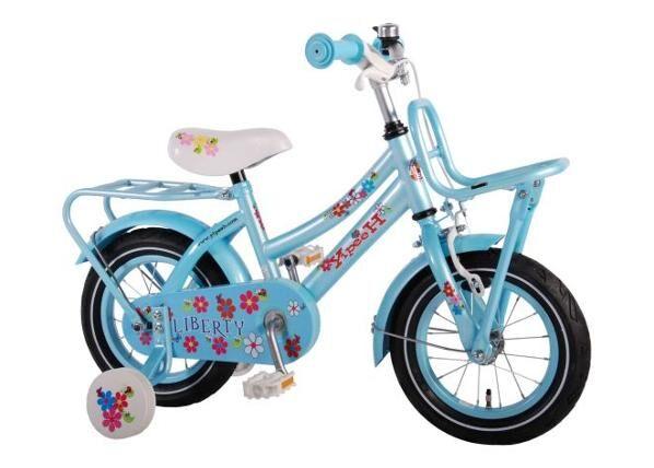 Volare Tyttöjen polkupyörä Liberty Urban sininen 12 tuumaa Yipeeh