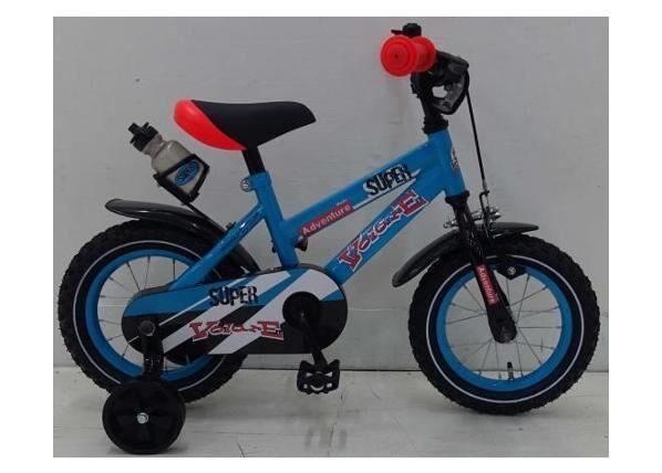 "Volare Poikien polkupyörä Super Blue 12"" Volare"