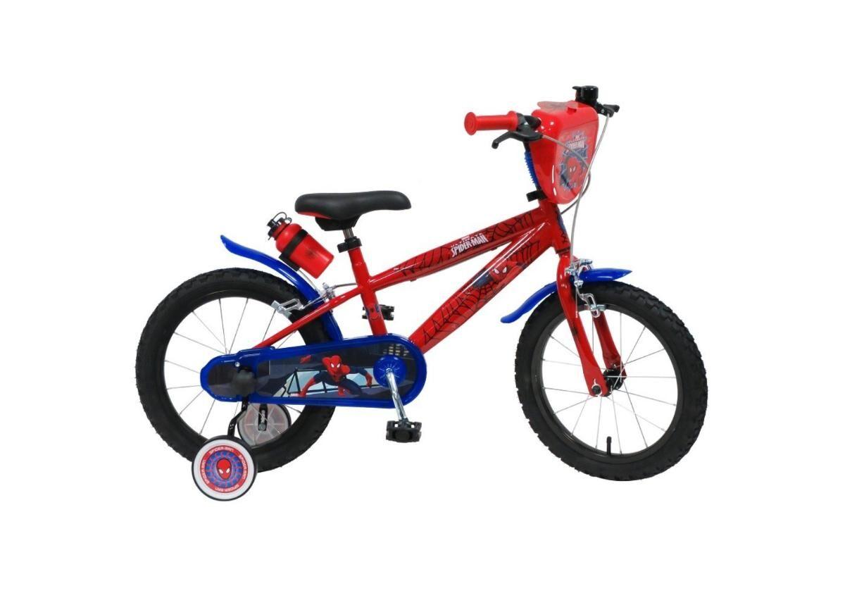 """Spiderman Lasten polkupyörä Spiderman 2416 16"""""""