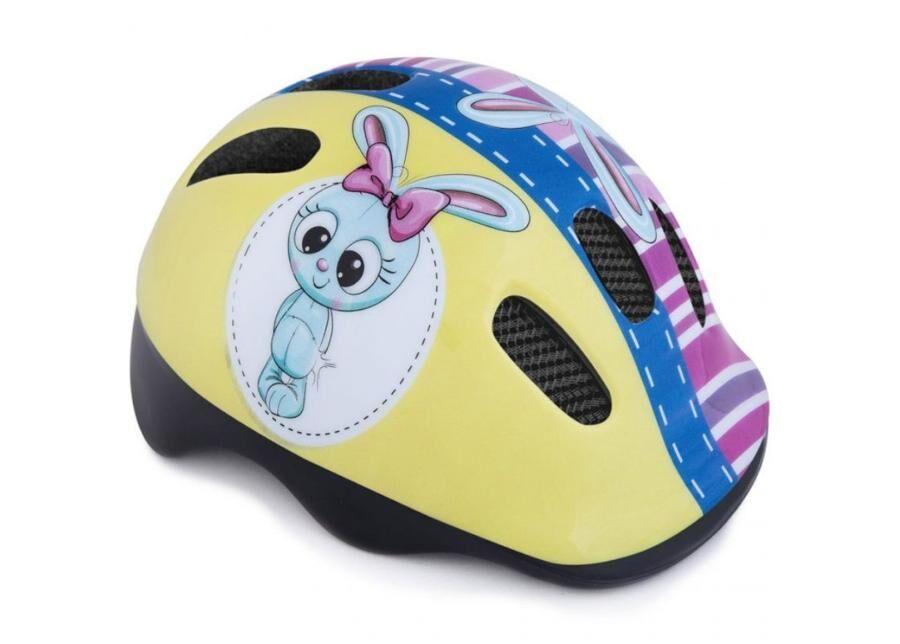 Spokey Lasten pyöräilykypärä Spokey Bunny JR