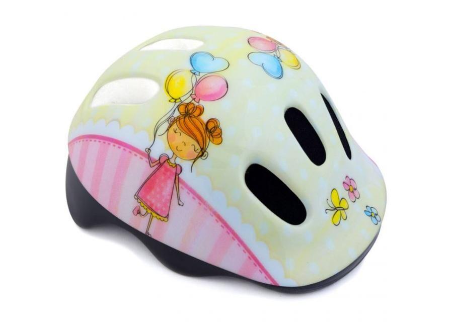 Spokey Lasten pyöräilykypärä Spokey Balloon JR