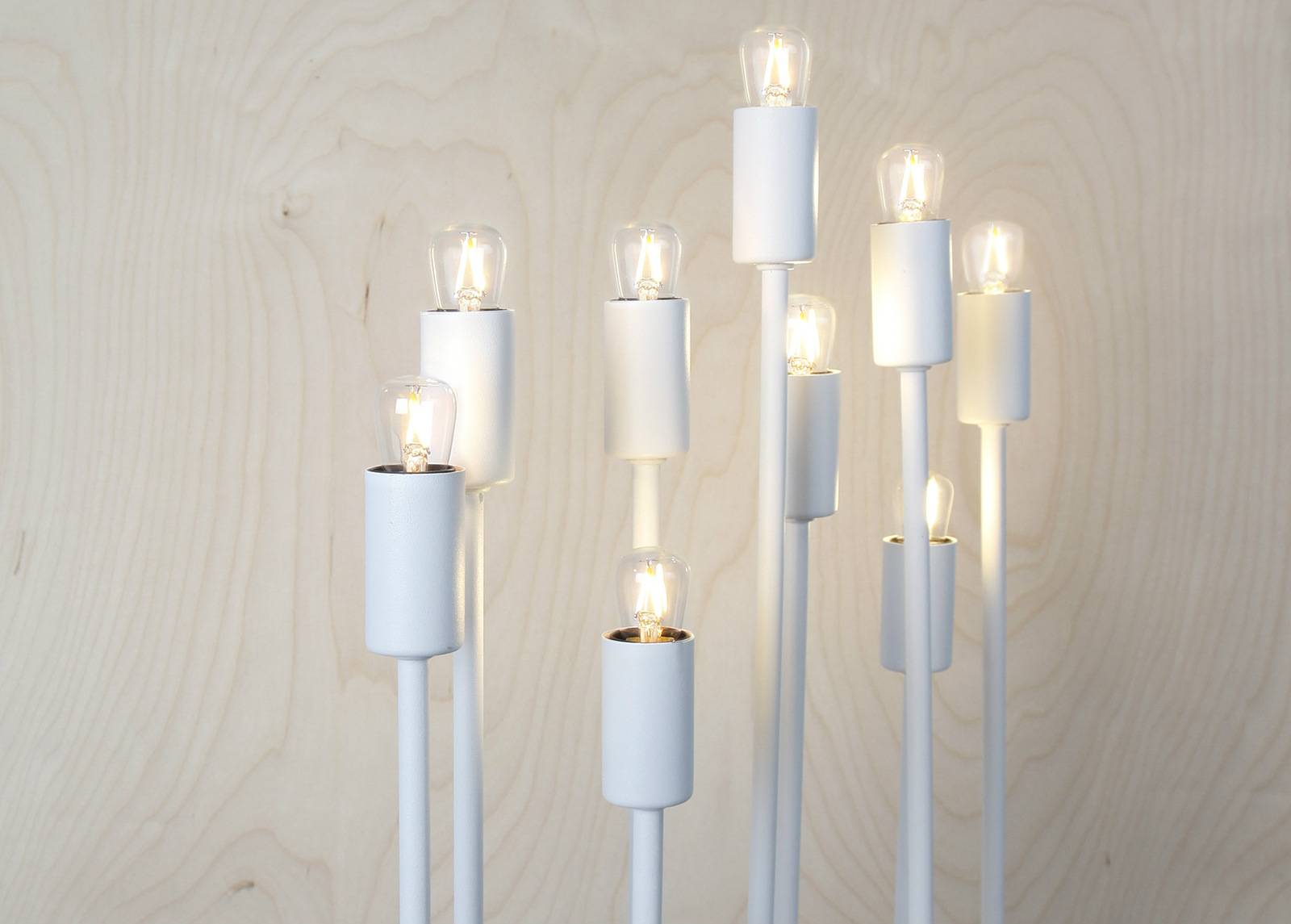 Star Trading LED lamput 2 kpl