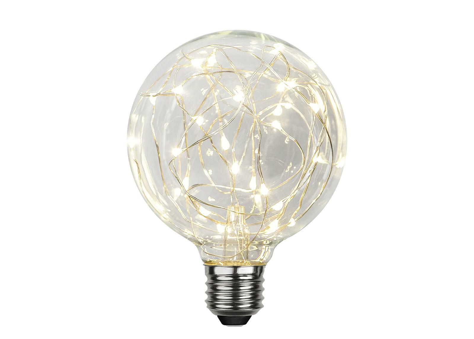 Star Trading Dekoratiivinen LED lamppu E27 1,5 W
