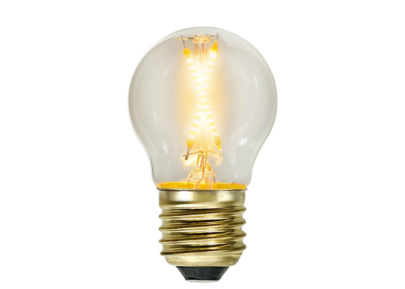 Star Trading LED lamppu E27 0,5 W