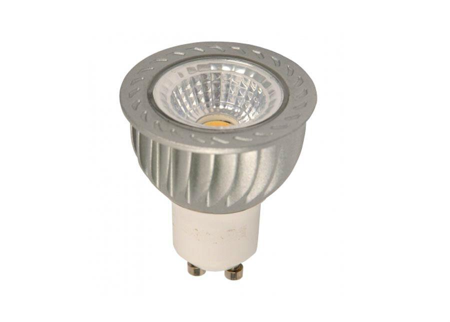 FOCUS LIGHT LED lamppu säädettävä GU10 6 W 2 kpl