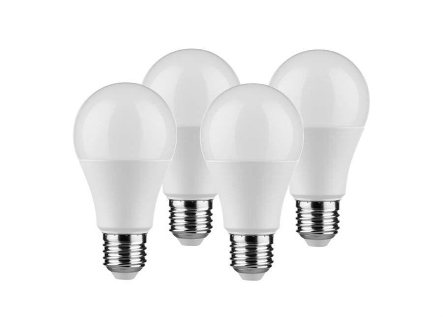 MÜLLER LICHT LED lamppu E27 9 W 4 kpl
