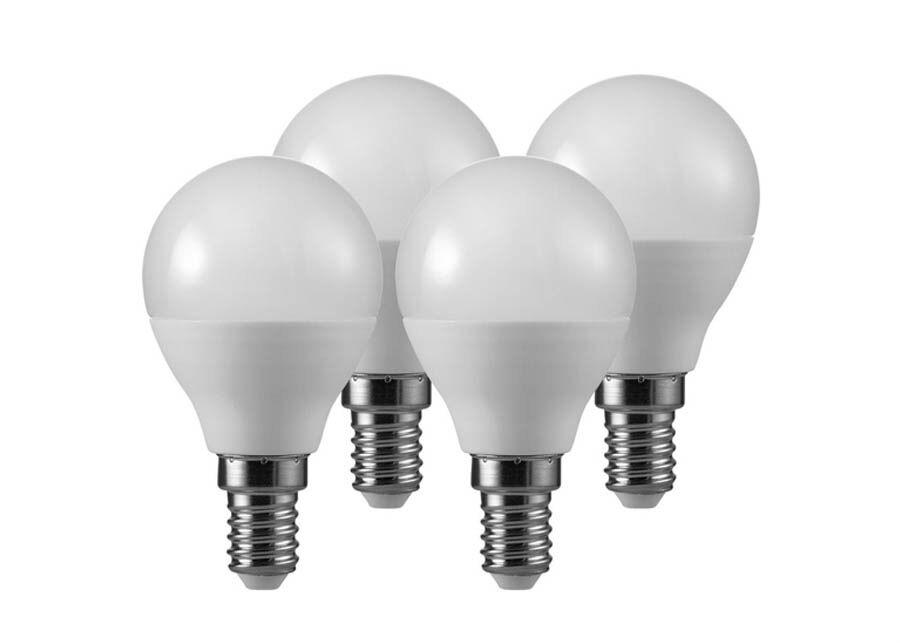 MÜLLER LICHT Koristeellinen LED lamppu E14 5,5 W 4 kpl