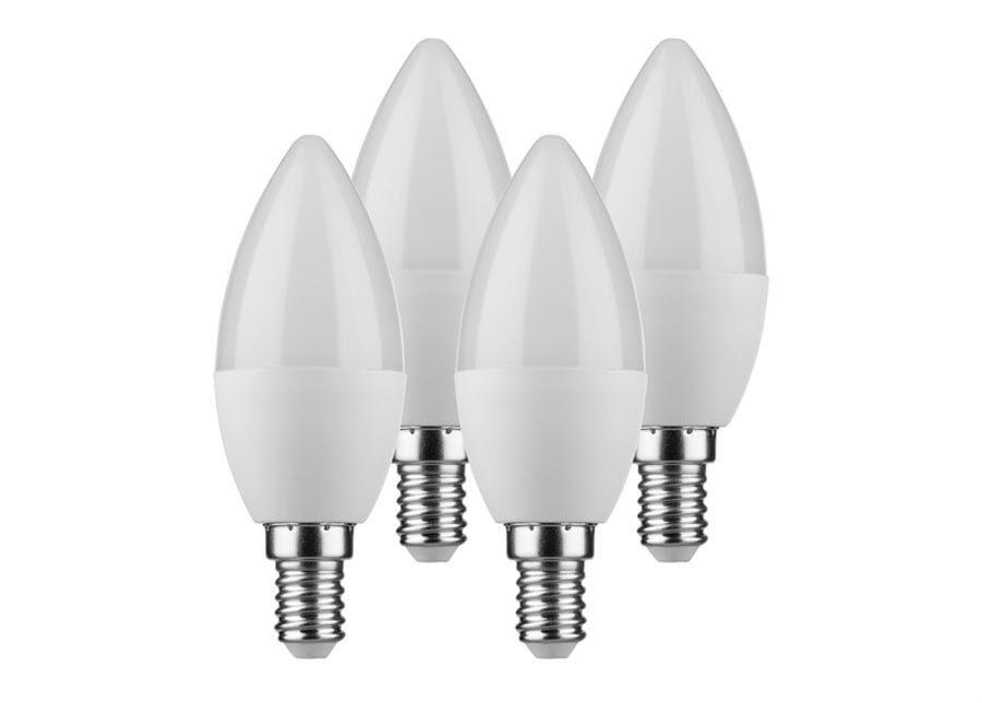 MÜLLER LICHT LED lamppu E14 5,5 W 4 kpl