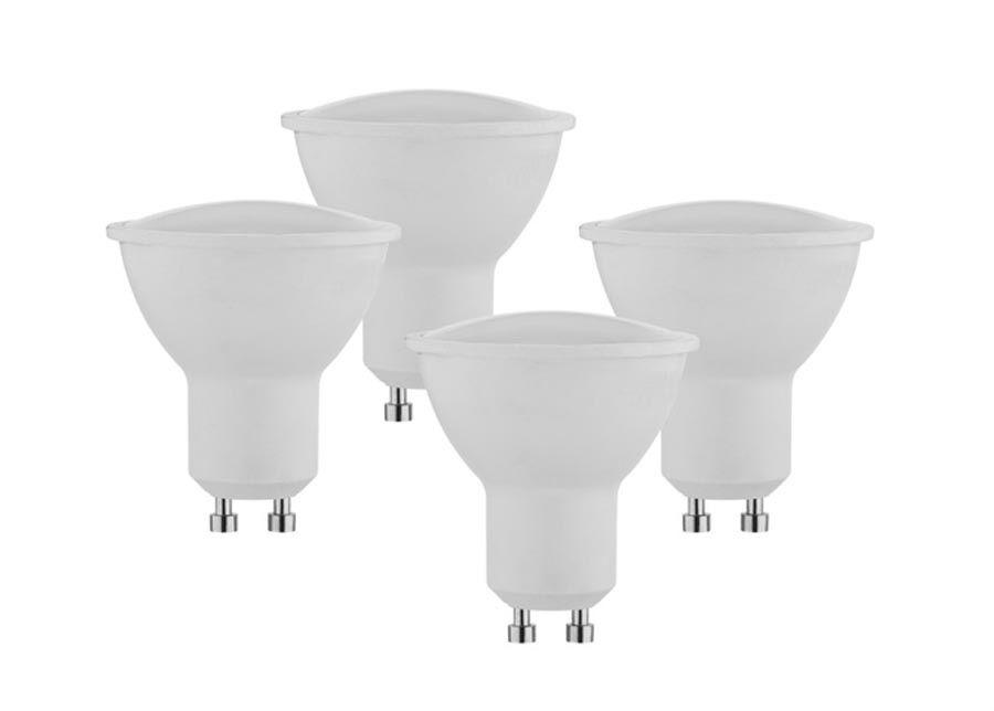 MÜLLER LICHT LED lamppu GU10 5 W 4 kpl
