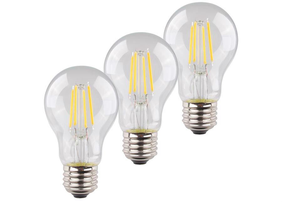 MÜLLER LICHT LED lamppu RETRO E27 4 W 3 kpl